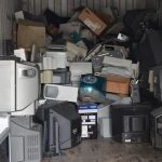 Electronics, waste